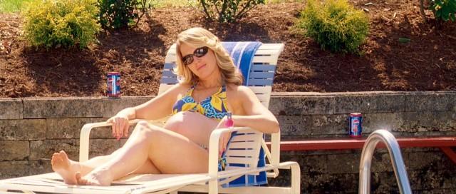 Jessica St. Clair in a bikini
