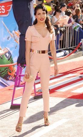 Priyanka Chopra  Planes  Los Angeles Premiere -- Hollywood, Aug. 5, 2013