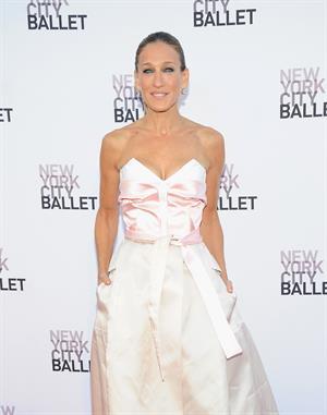 Sarah Jessica Parker New York City Ballet 2013 Fall Gala on September 19, 2013