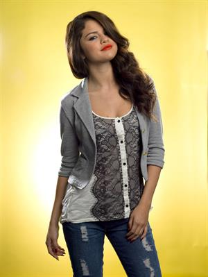 Selena Gomez Poses for portraits in New York City on July 24, 2013