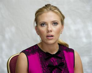 Scarlett Johansson  Don Jon  - Press Conference on September 10, 2013