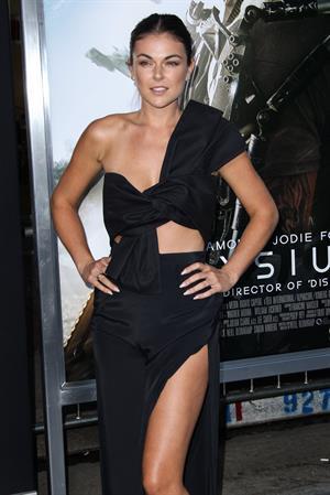 Serinda Swan  Elysium  Los Angeles Premiere -- Westwood, Aug. 7, 2013