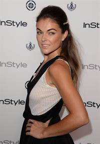 Serinda Swan 12th Annual InStyle Summer Soiree, Aug 14, 2013
