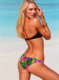 Candice Swanepoel in a bikini - ass
