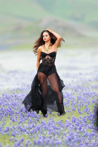 Selena Gomez in lingerie