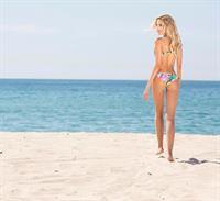Elena Belle in a bikini - ass