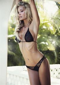 Monica Hansen in a bikini
