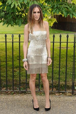 Sarah Jessica Parker Serpentine Gallery Summer Party -- London, Jun. 26, 2013