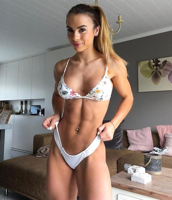 Savannah Prez in a bikini