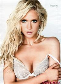 Brittany Snow in lingerie