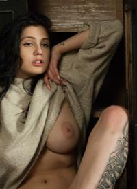 Evgenia Talanina - breasts