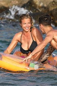 Gemma Atkinson in a bikini