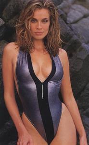 Frederique in a bikini