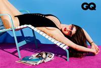 Alexandra Daddario in a bikini