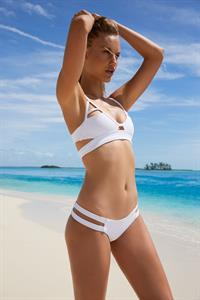 Chase Carter in a bikini