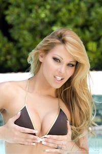 Cindy Hope in a bikini