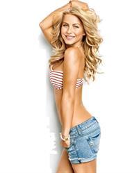 Julianne Hough in a bikini