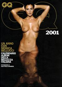 Monica Bellucci - breasts