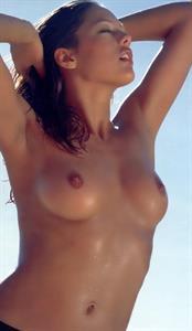 Lorraine Van Wyk - breasts