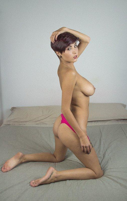 Giorgia soleri nackt