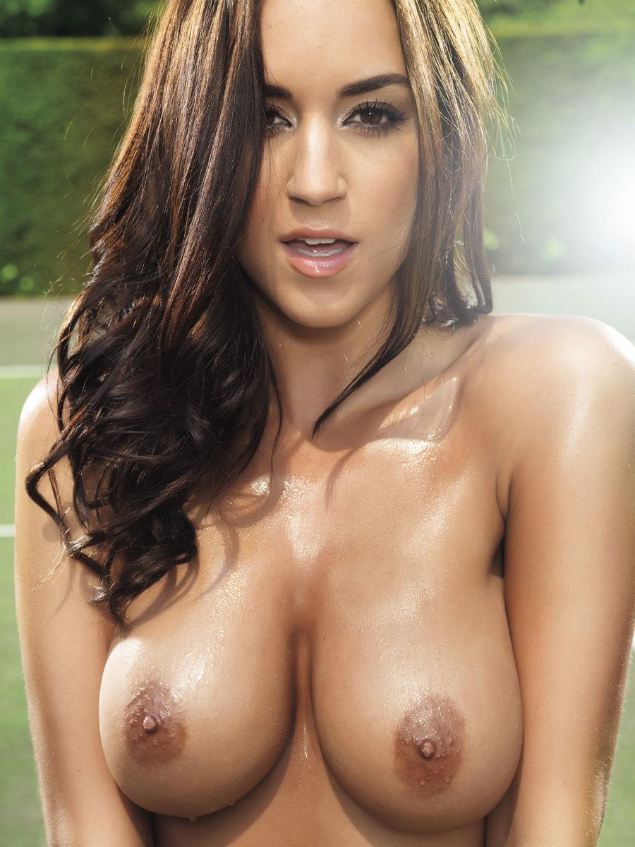 Rosie Jones - breasts