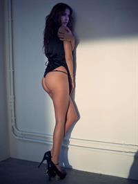 Melita Toniolo in lingerie - ass
