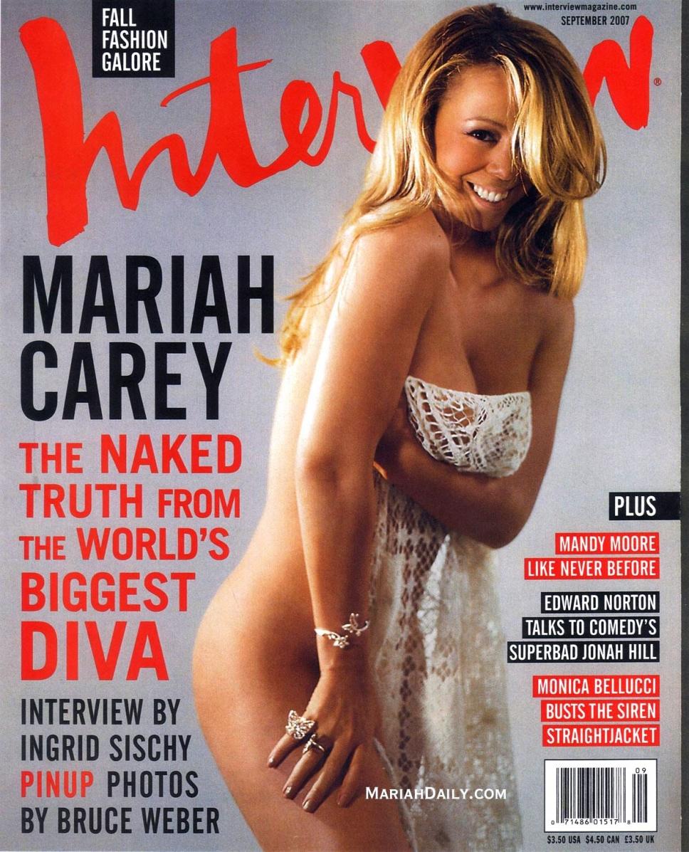 Carey mariah nude see