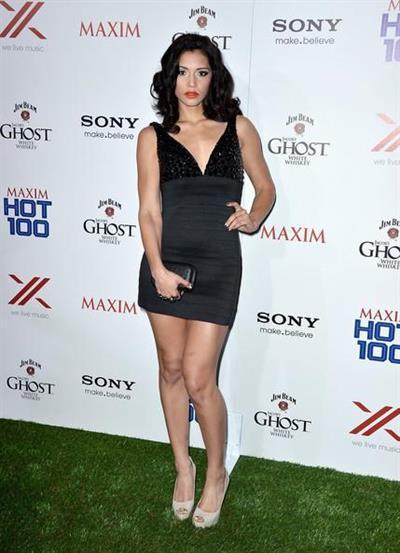 Maxim Hot 100 Party at Vanguard on May 15, 2013 in Hollywood, California