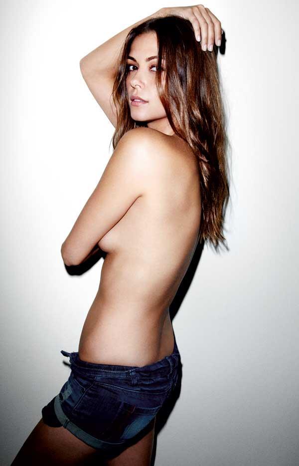 Olga Fonda Nude Pics
