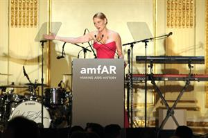 Uma Thurman 4th Annual amFAR Inspiration Gala in NYC June 13, 2013