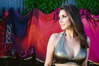 Lisa Ray in a bikini