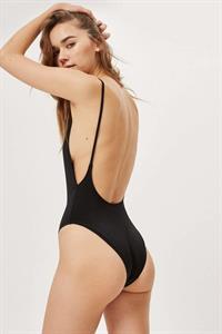 Gabriella Brooks in a bikini - ass