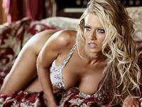 Jenna Jameson in lingerie