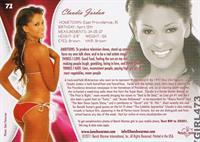 Claudia Jordan in a bikini - ass