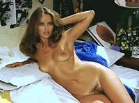 Maud Adams nude photo collection showing her topless boobs, naked ass, and pussy from her playboy photoshoots and nude scene screenshots.