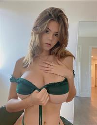 Ashley Ann in lingerie