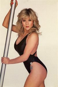 Samantha Fox in a bikini