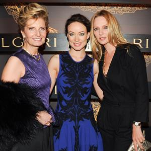 Olivia Wilde (51) Bvlgari Celebrates Icons Of Style: The Serpenti - 5th Avenue - New York City - February 9 2013