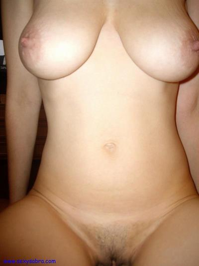 Sexy Sabra - pussy and nipples