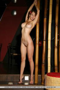 Veronika - pussy and nipples