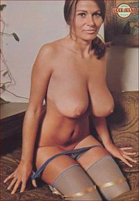 Uschi Digart - breasts