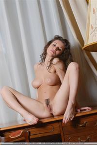 Albina Kalmyk - pussy and nipples