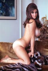 Cynthia Myers Playmate of the month December 1968