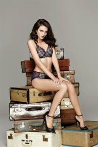 Kristina Peric in lingerie