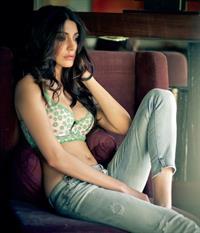 Anushka Sharma in a bikini