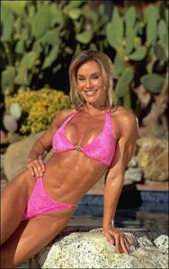Former Ms. Olympia