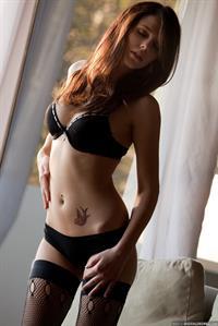 Kiera Winters in lingerie