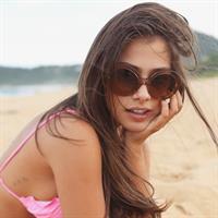 Gabriella Lenzi in a bikini