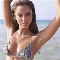 Neta Alchamister in a bikini