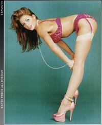 Katie Price in lingerie